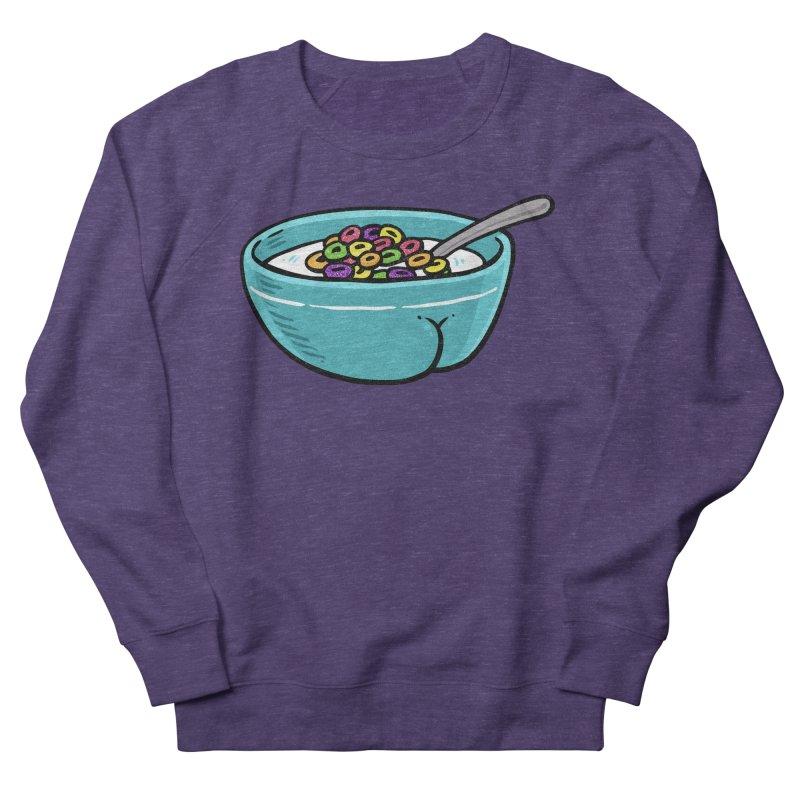 Cereal BUTT Men's Sweatshirt by Brian Cook
