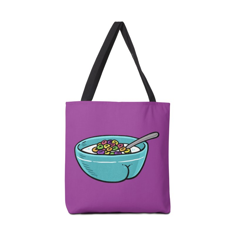 Cereal BUTT Accessories Bag by Brian Cook
