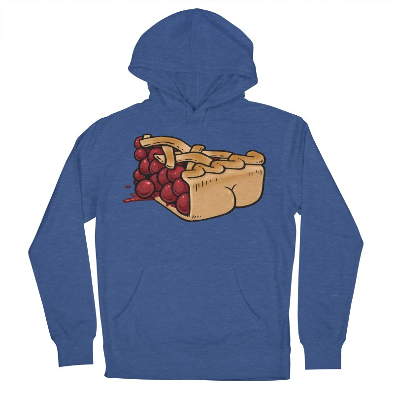 Pie Butt Women's Pullover Hoody by Brian Cook