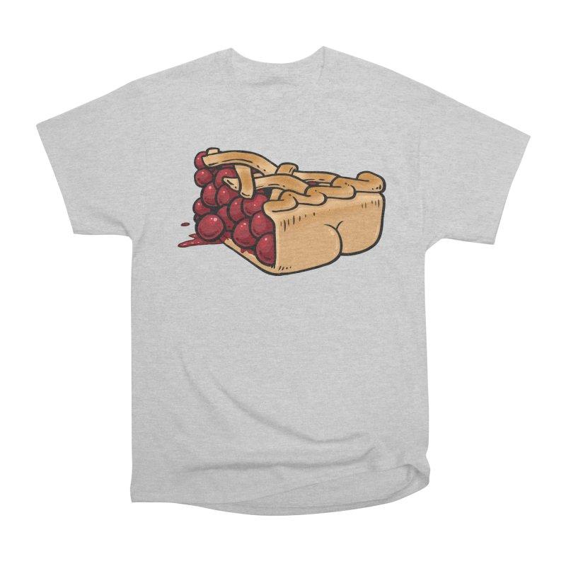 Pie Butt Women's Classic Unisex T-Shirt by Brian Cook