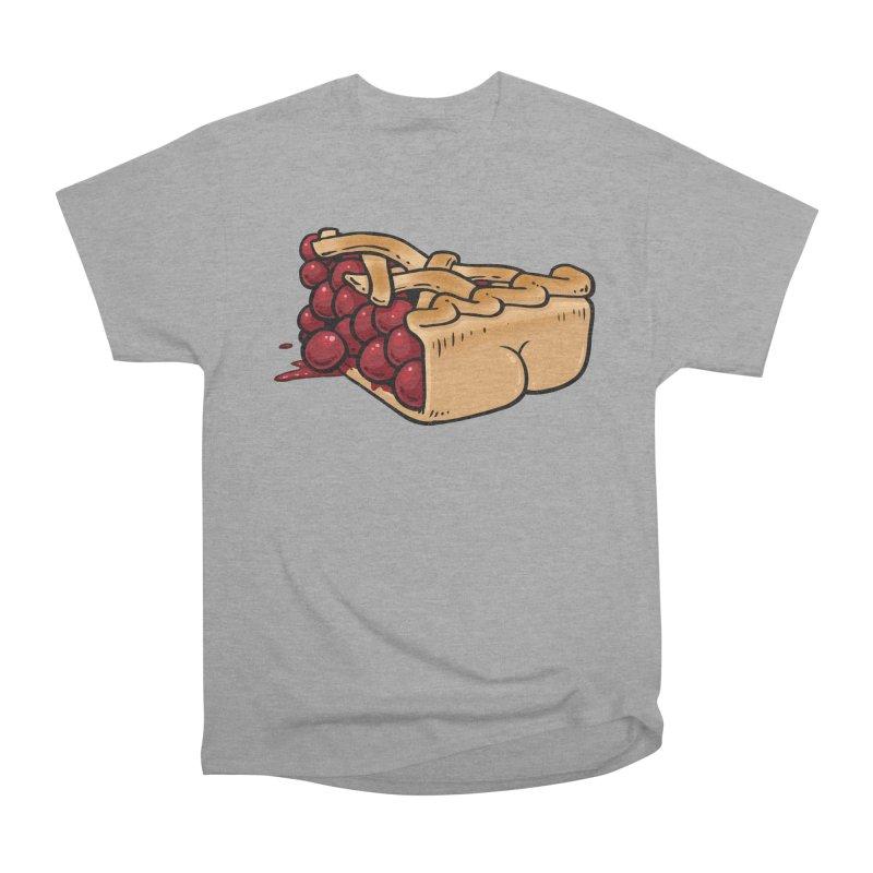 Pie Butt Men's Classic T-Shirt by Brian Cook