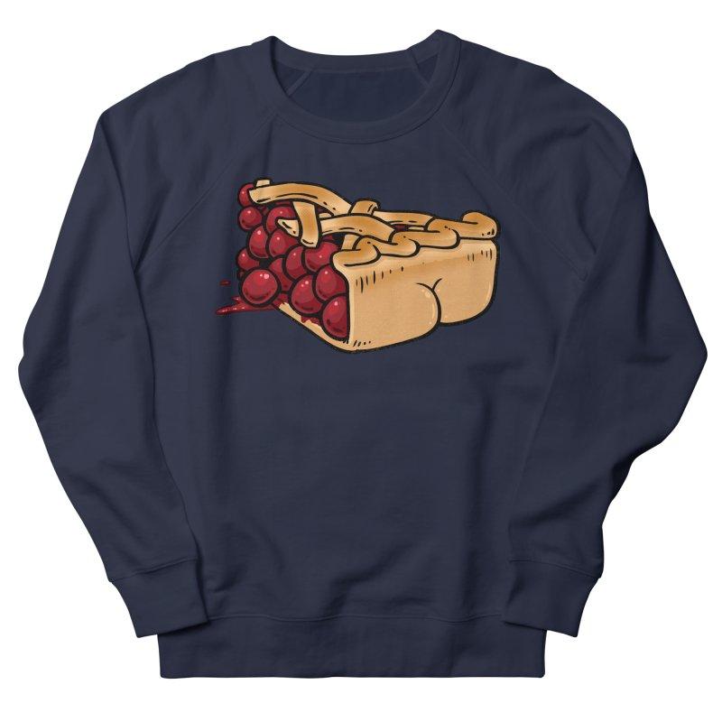 Pie Butt Men's Sweatshirt by Brian Cook