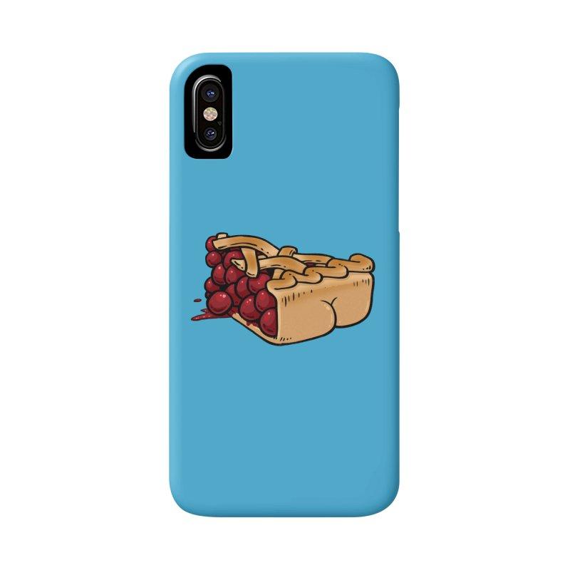 Pie Butt Accessories Phone Case by Brian Cook