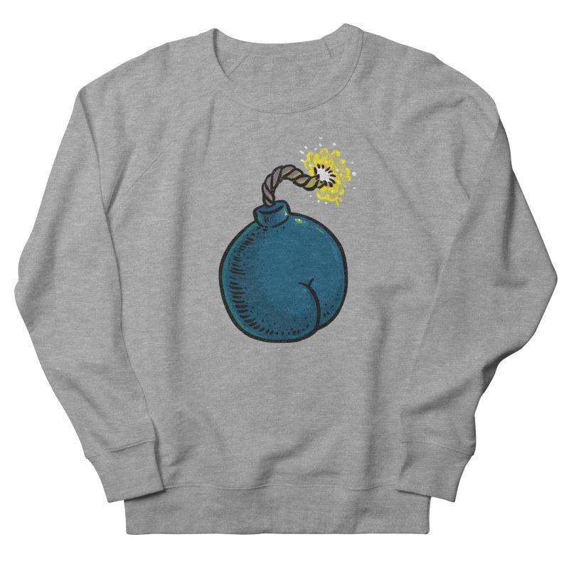 Butt Bomb Women's Sweatshirt by Brian Cook