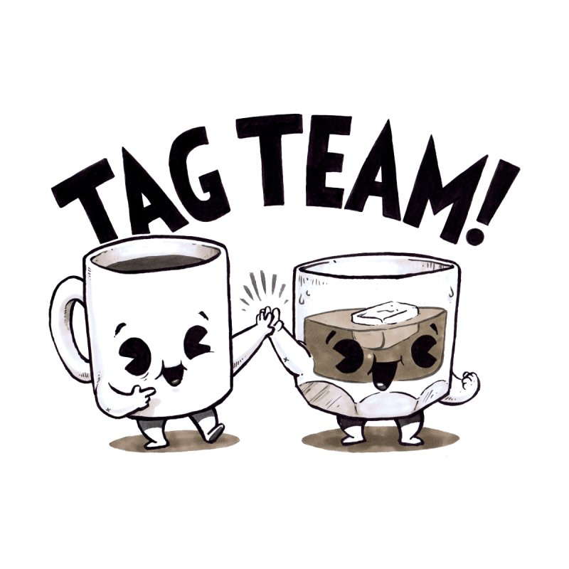 Tag Team by Brian Cook