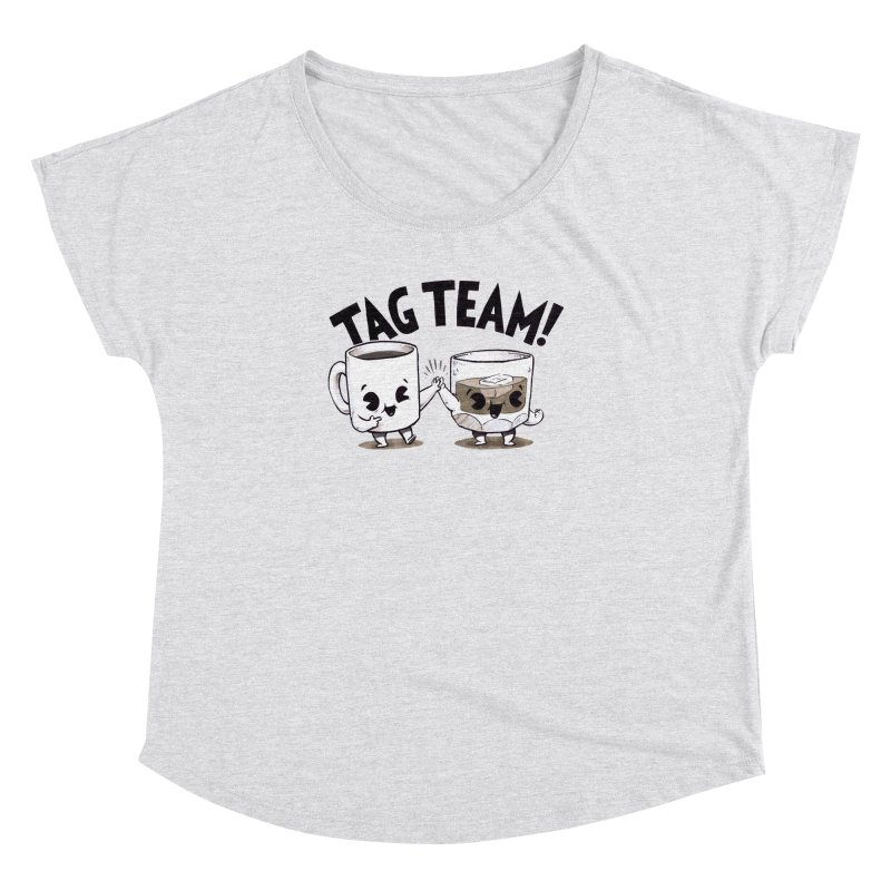 Tag Team Women's Dolman by Brian Cook
