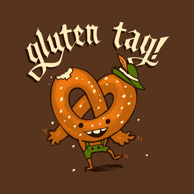 Gluten Tag by Brian Cook