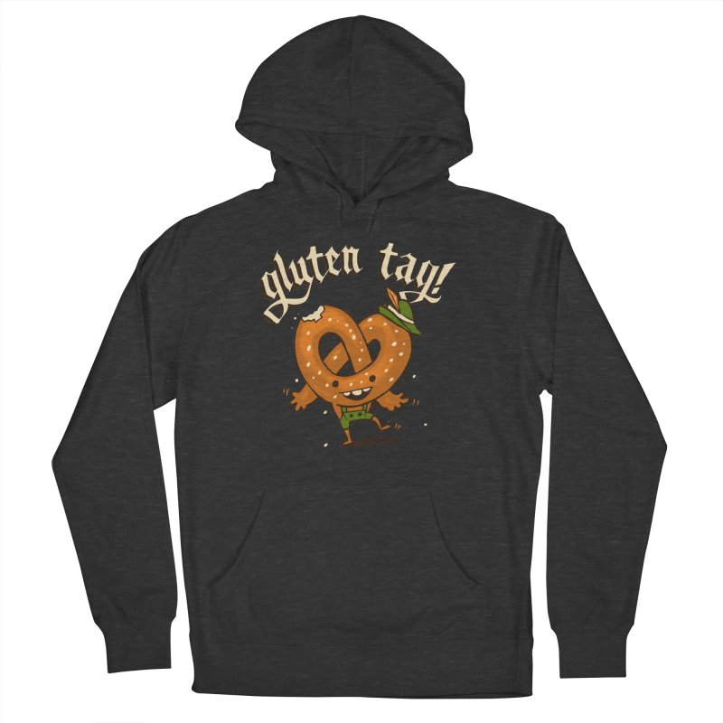 Gluten Tag Women's Pullover Hoody by Brian Cook