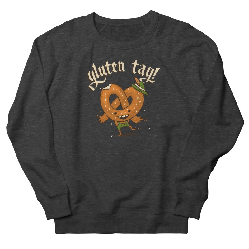 Gluten Tag Women's Sweatshirt by Brian Cook
