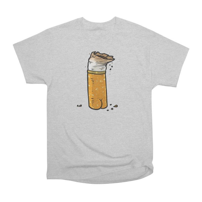 Cigarette Butt Butt Women's Classic Unisex T-Shirt by Brian Cook