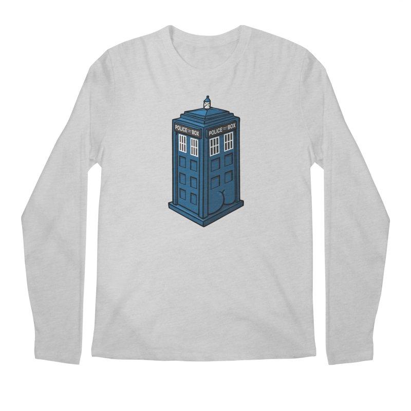 TardASS Men's Longsleeve T-Shirt by Brian Cook