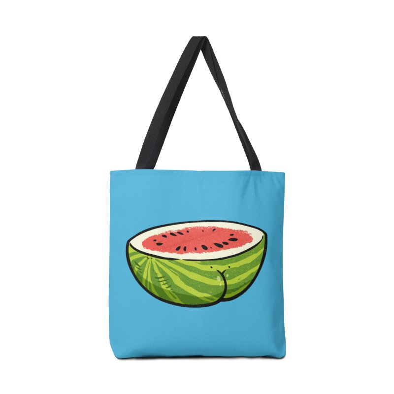 Watermelon Butt Accessories Bag by Brian Cook