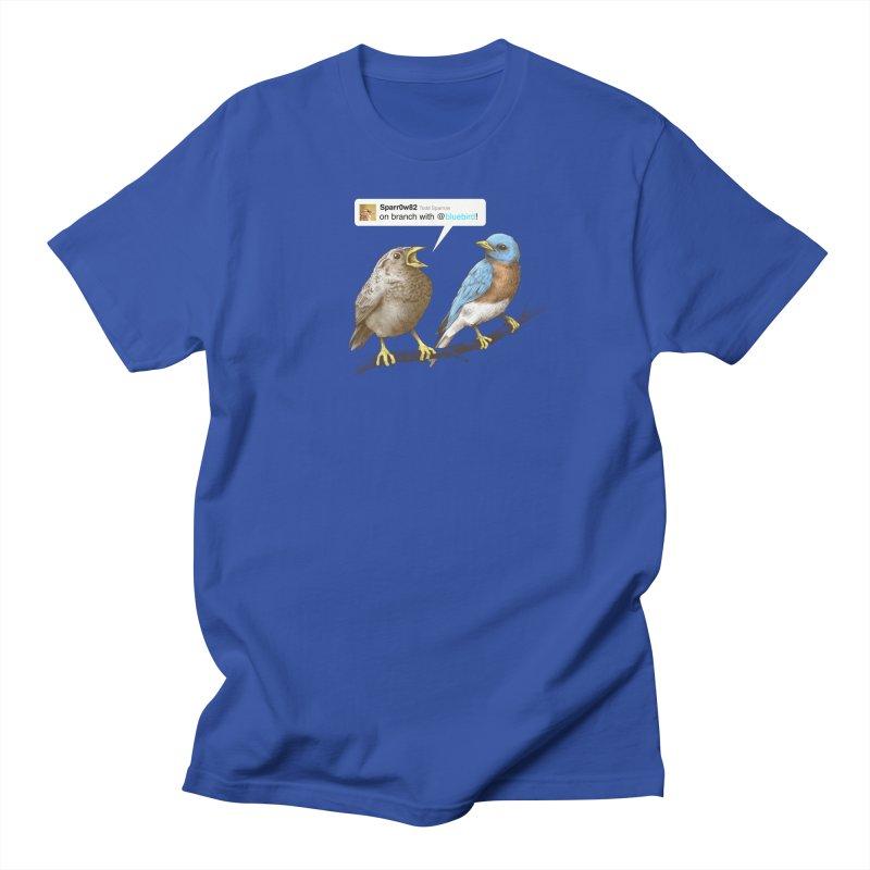 Tweet Women's Unisex T-Shirt by Brian Cook