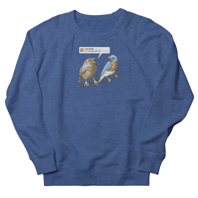 Tweet Men's Sweatshirt by Brian Cook