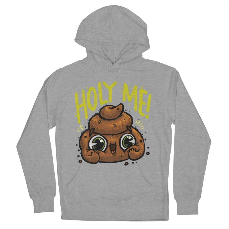 Holy Me! Men's Pullover Hoody by Brian Cook