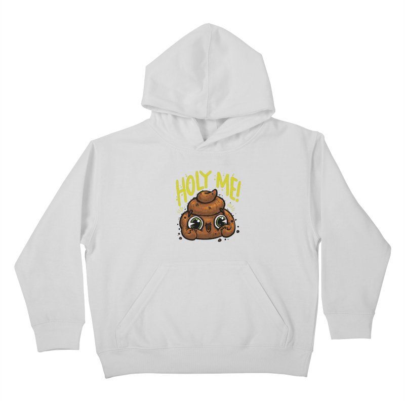 Holy Me! Kids Pullover Hoody by Brian Cook