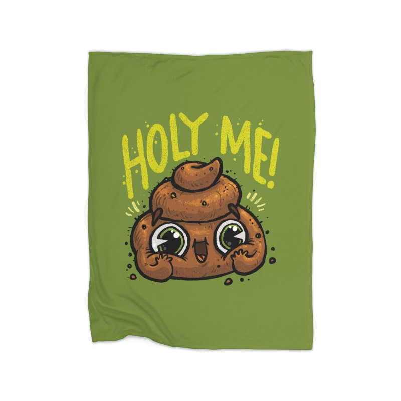 Holy Me! Home Blanket by Brian Cook
