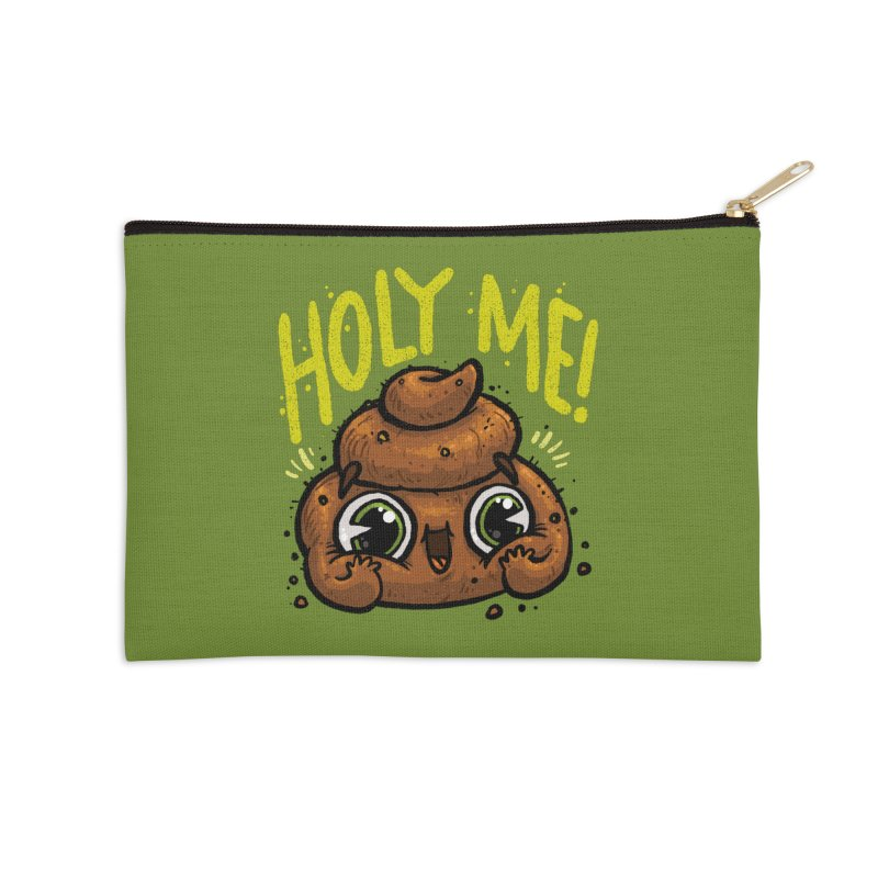 Holy Me! Accessories Zip Pouch by Brian Cook