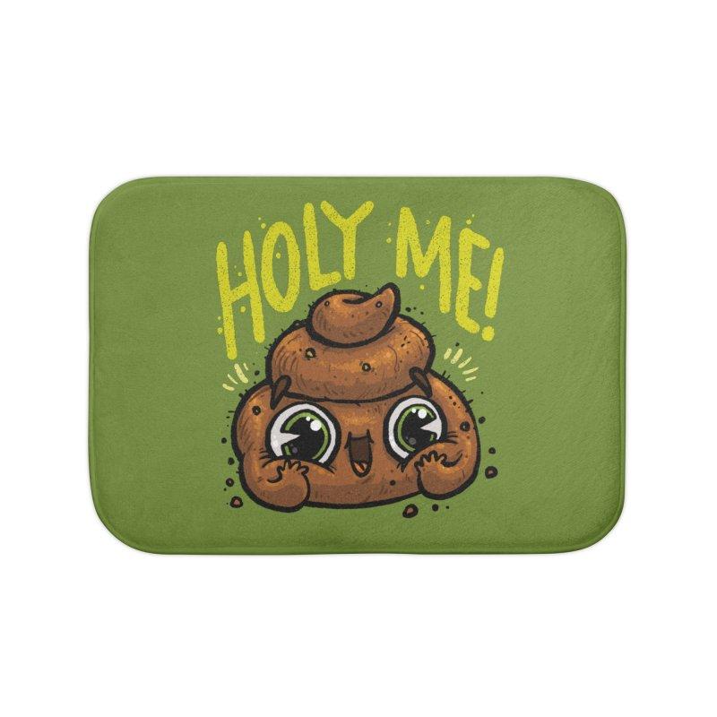 Holy Me! Home Bath Mat by Brian Cook