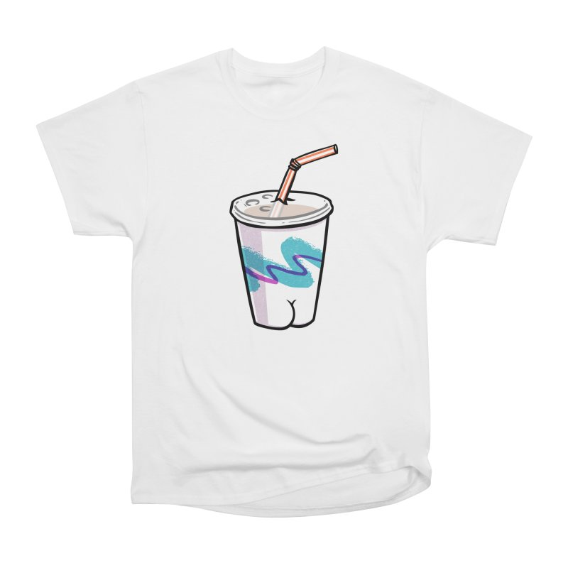 Soda Cup Butt Men's Classic T-Shirt by Brian Cook