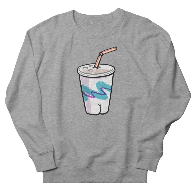 Soda Cup Butt Women's Sweatshirt by Brian Cook