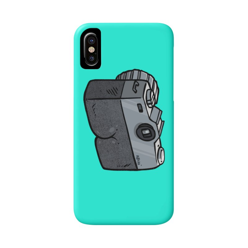 Camera Butt Accessories Phone Case by Brian Cook