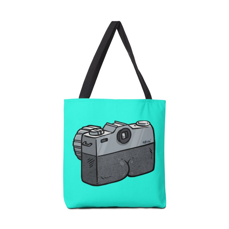 Camera Butt Accessories Bag by Brian Cook