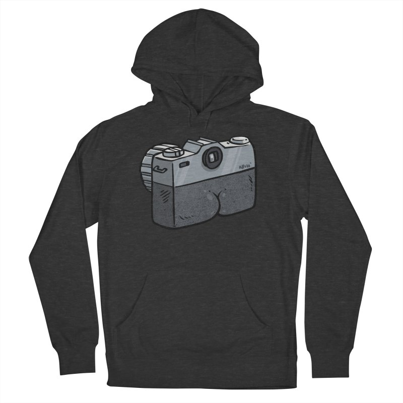 Camera Butt Women's Pullover Hoody by Brian Cook
