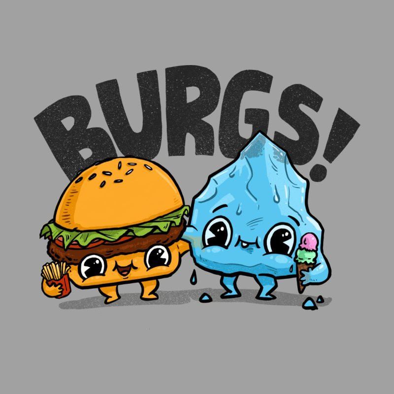 Burgs Bros! by Brian Cook