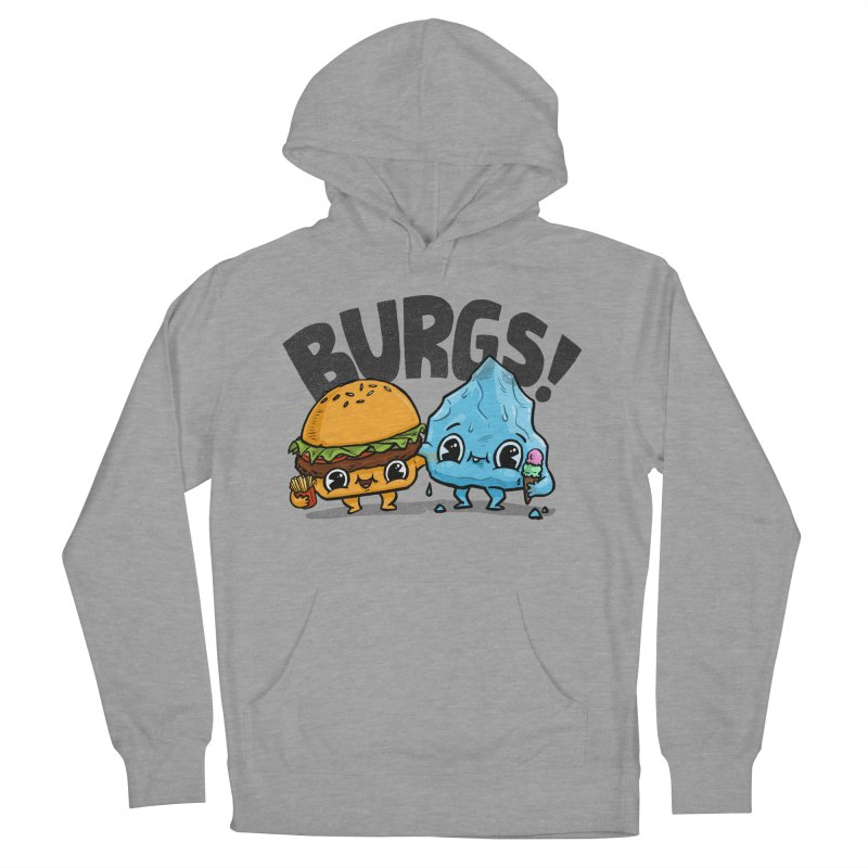 Burgs Bros! Women's Pullover Hoody by Brian Cook