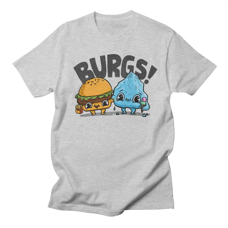 Burgs Bros! Men's T-Shirt by Brian Cook