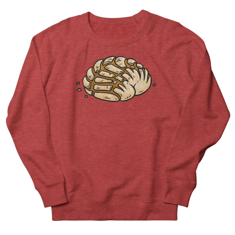 Concha Butt Men's French Terry Sweatshirt by Brian Cook