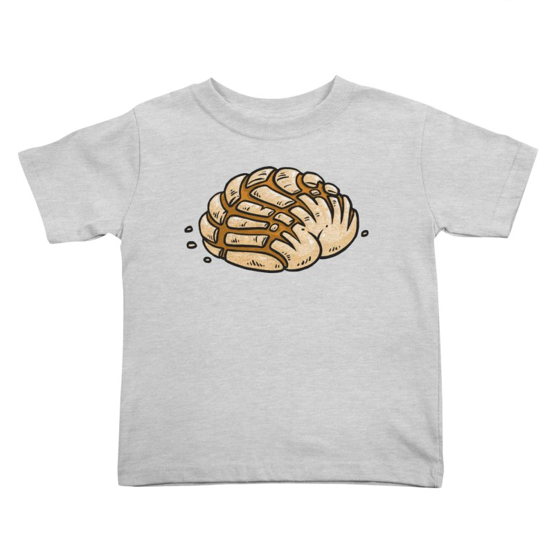 Concha Butt Kids Toddler T-Shirt by Brian Cook