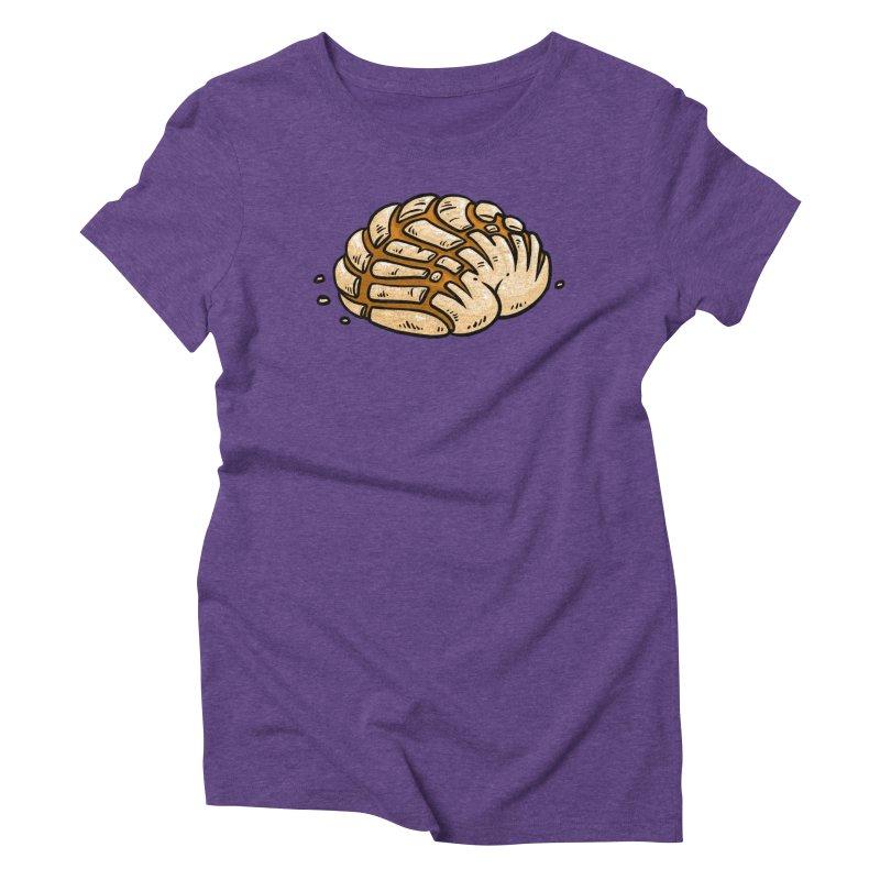 Concha Butt Women's Triblend T-Shirt by Brian Cook