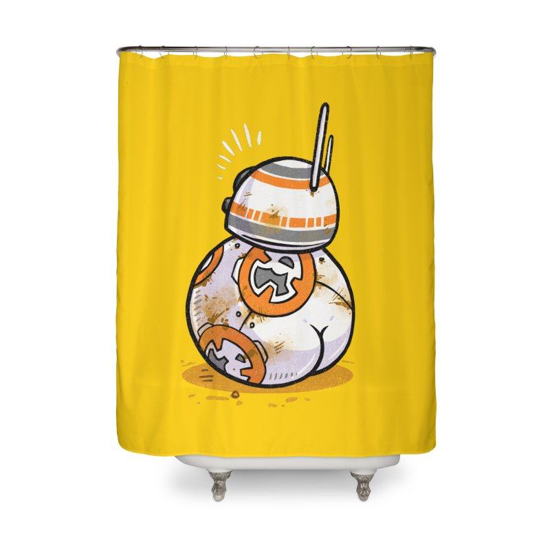 BBooty-8 Home Shower Curtain by Brian Cook