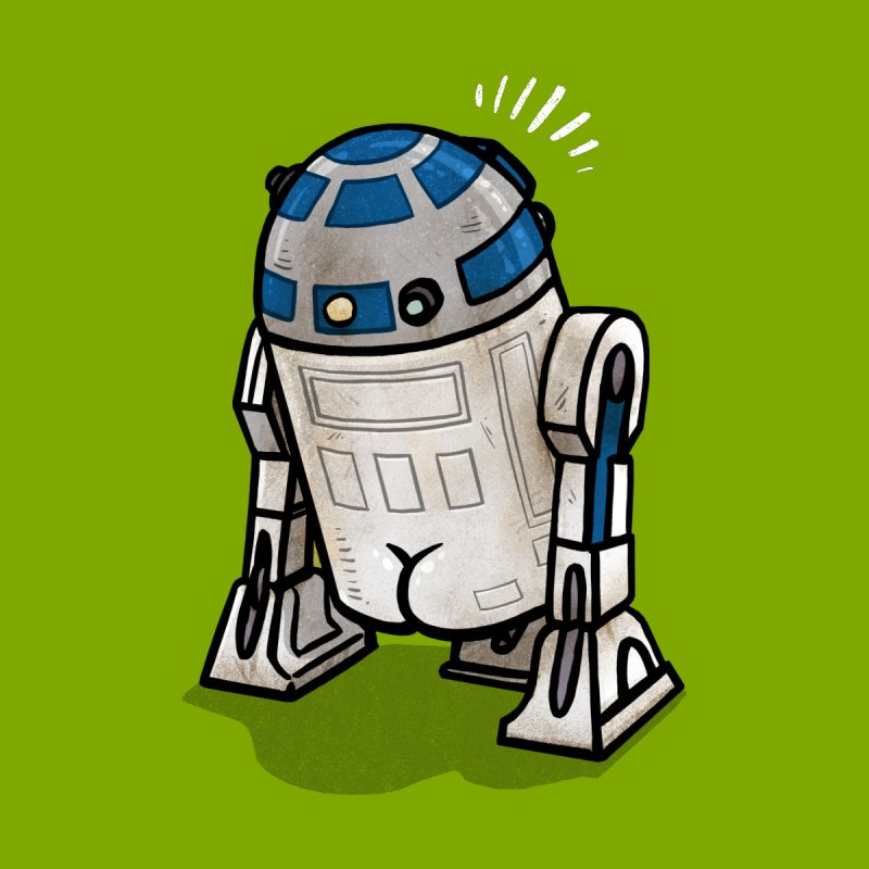 R2 Butt by Brian Cook