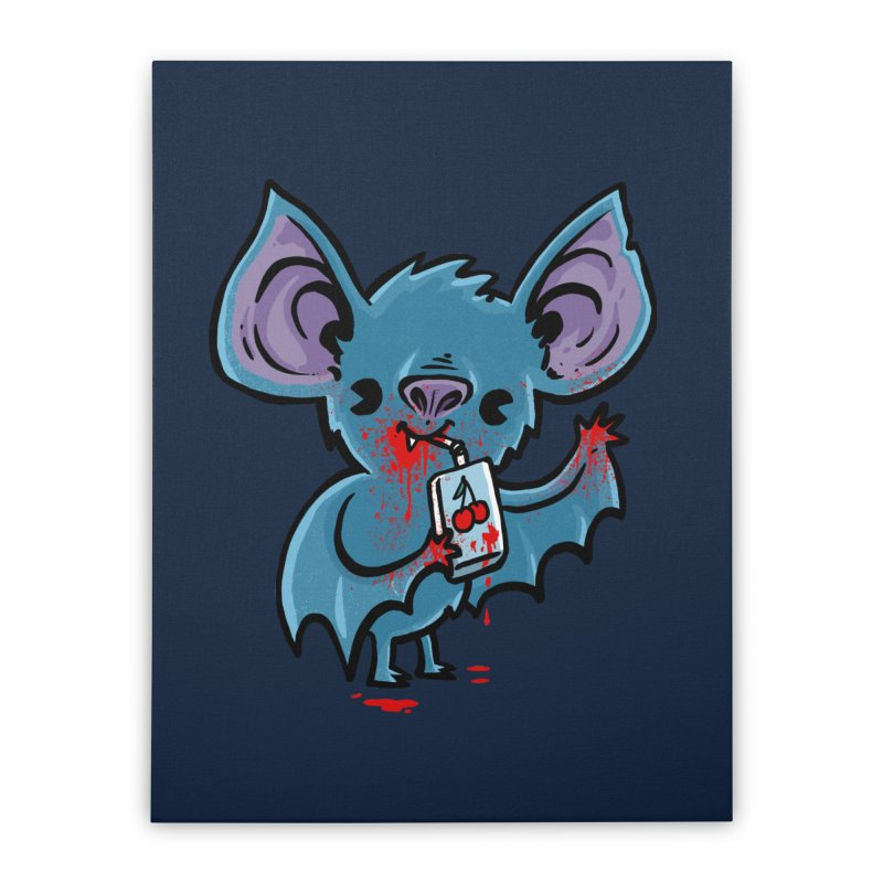 Fruit Bat Home Stretched Canvas by Brian Cook