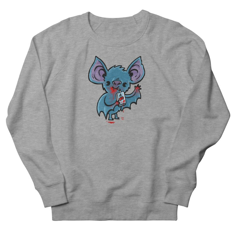 Fruit Bat Men's French Terry Sweatshirt by Brian Cook
