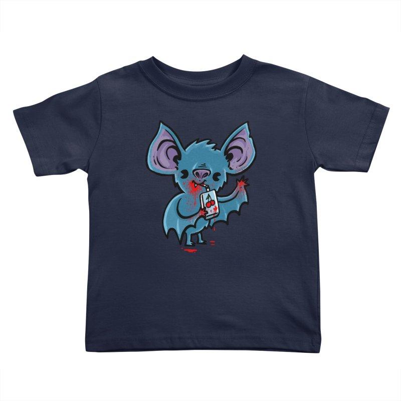 Fruit Bat Kids Toddler T-Shirt by Brian Cook