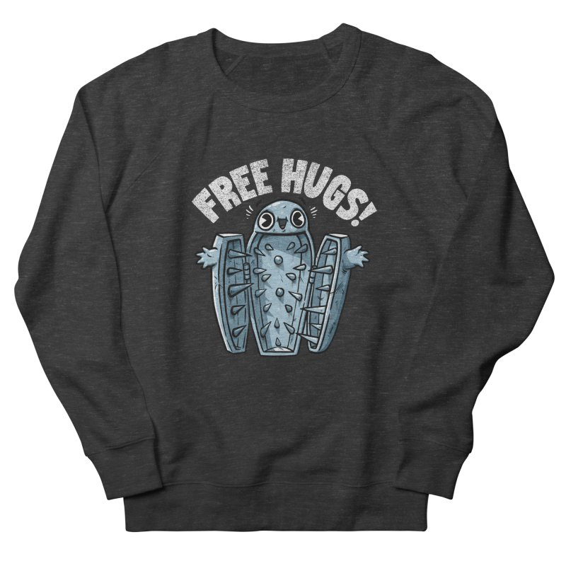 Free Hugs! Women's French Terry Sweatshirt by Brian Cook