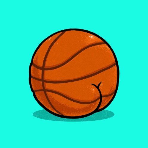 Design for Basketball Butt