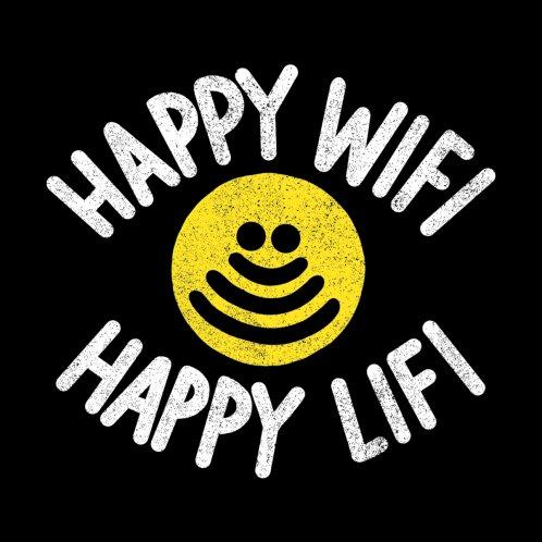 Design for Happy Wifi Happy Lifi