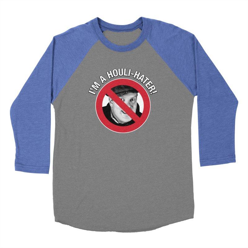 Houli Hater Women's Baseball Triblend Longsleeve T-Shirt by Brian Harms