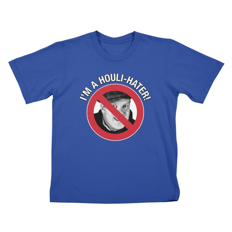 Houli Hater Kids T-Shirt by Brian Harms