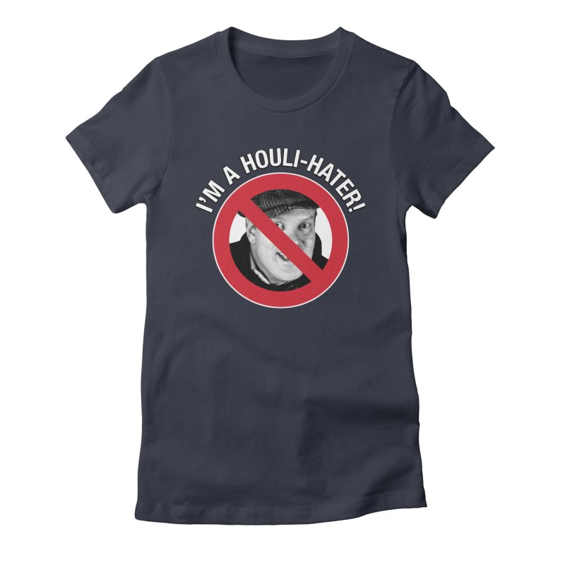 Houli Hater Women's Fitted T-Shirt by Brian Harms