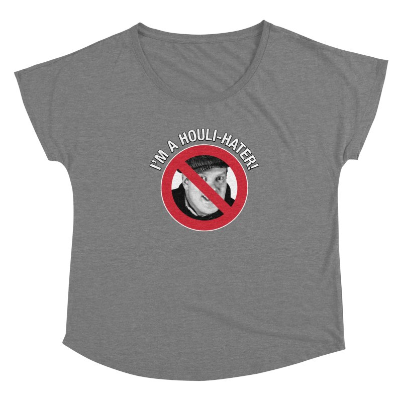 Houli Hater Women's Scoop Neck by Brian Harms