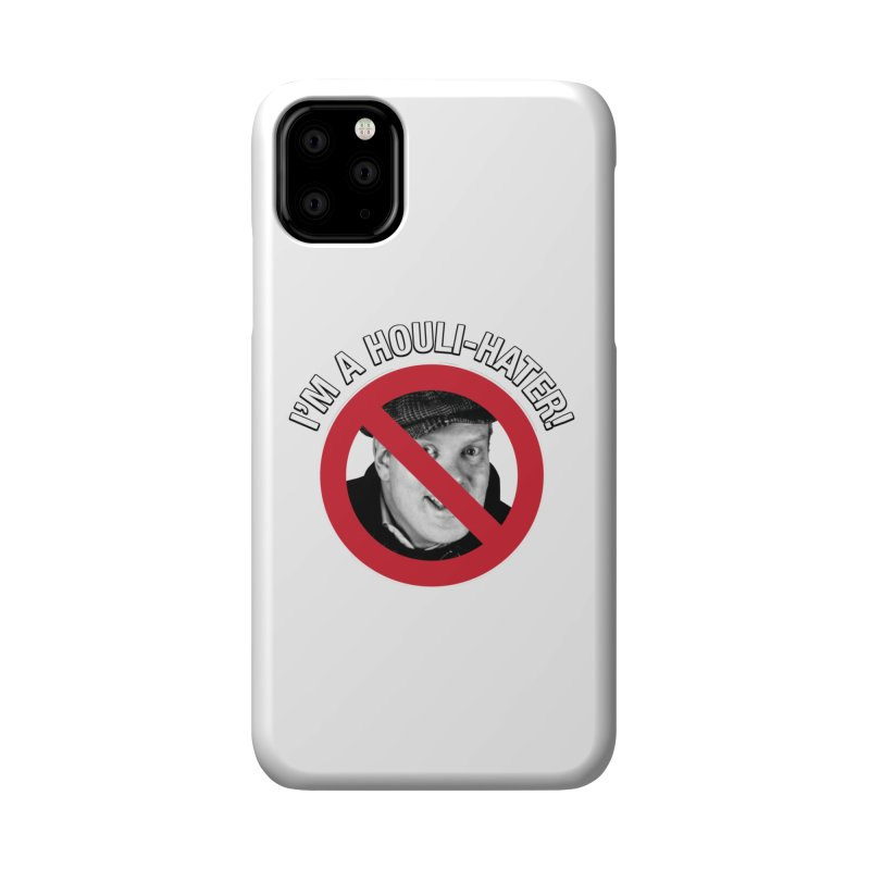 Houli Hater Accessories Phone Case by Brian Harms