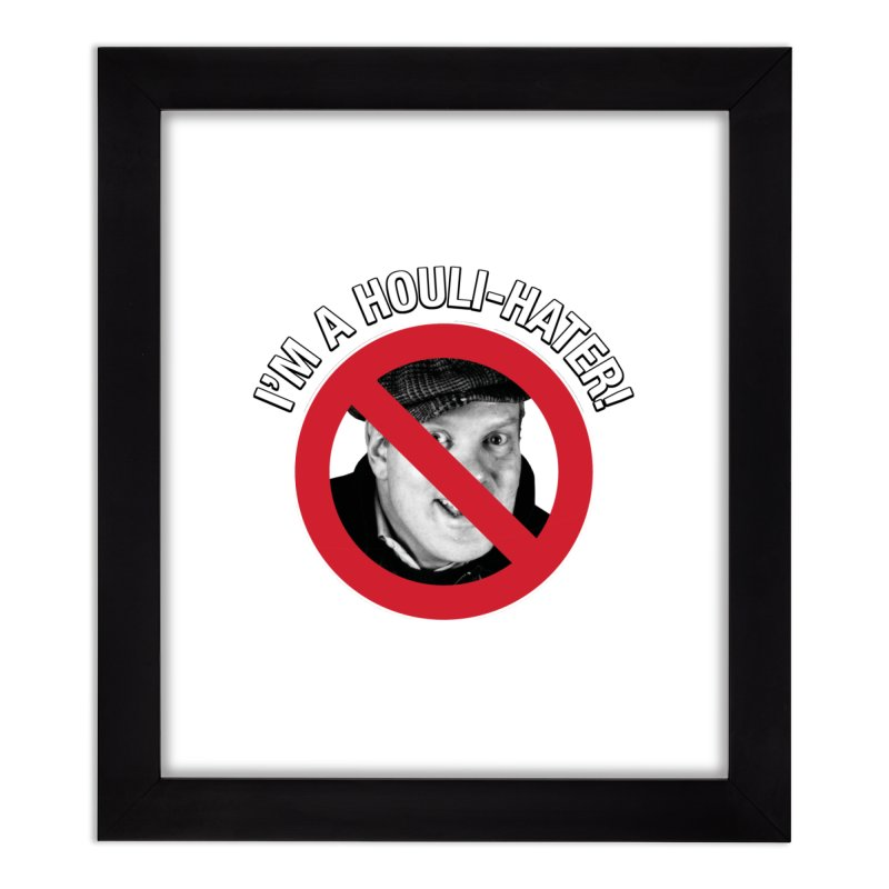Houli Hater Home Framed Fine Art Print by Brian Harms