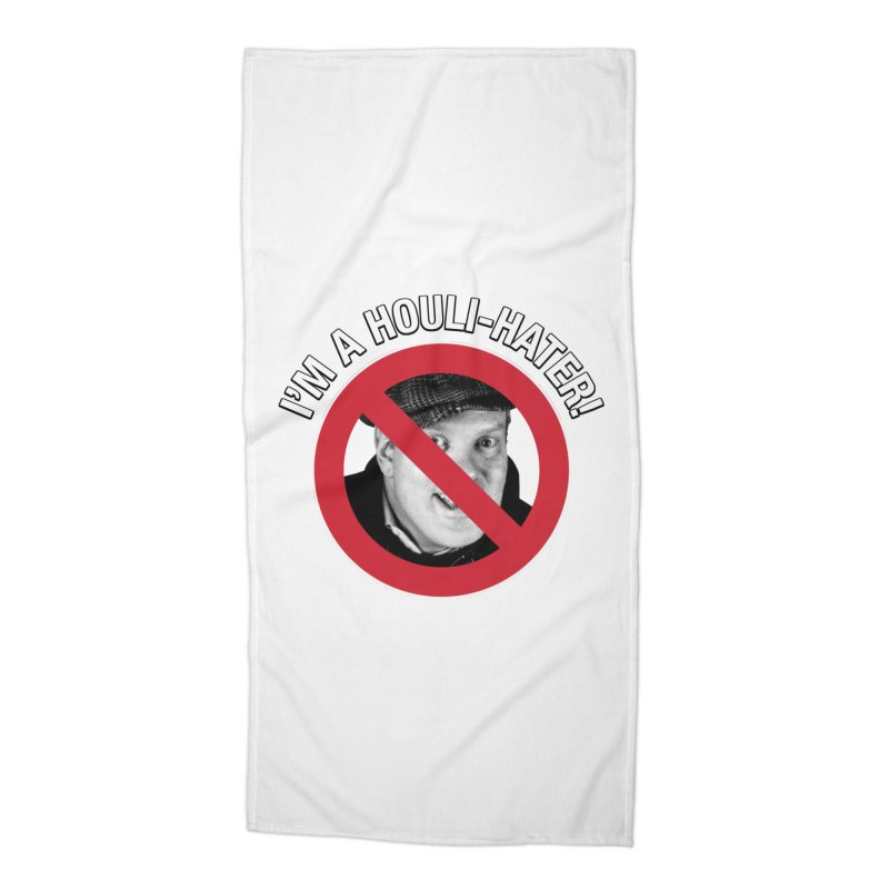 Houli Hater Accessories Beach Towel by Brian Harms