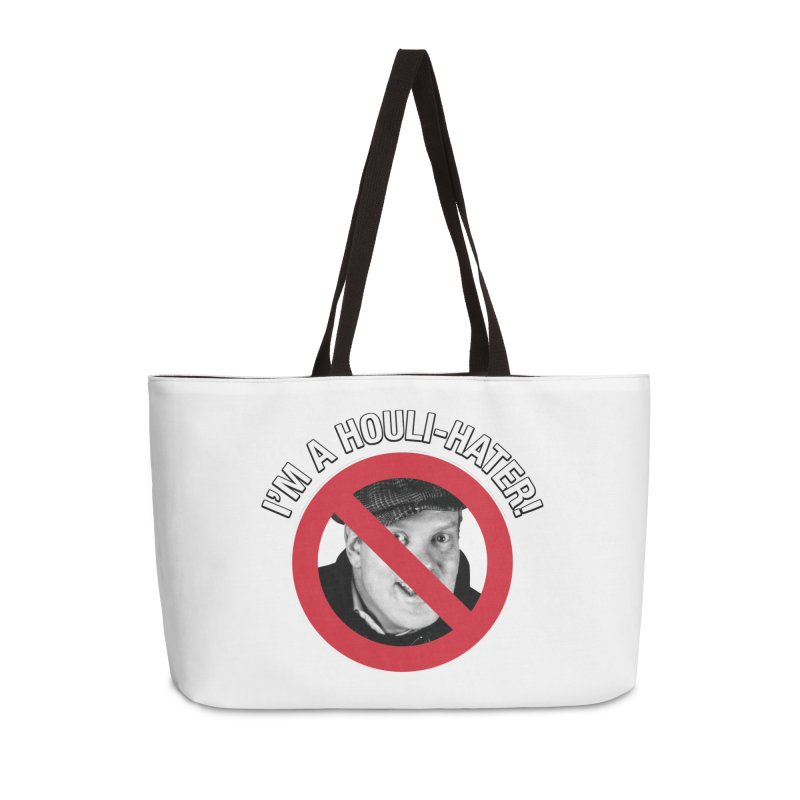 Houli Hater Accessories Bag by Brian Harms
